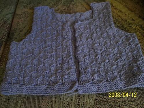 hexacomb cardigan body