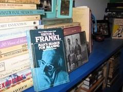 Man's Search for Meaning, by Viktor Frankl