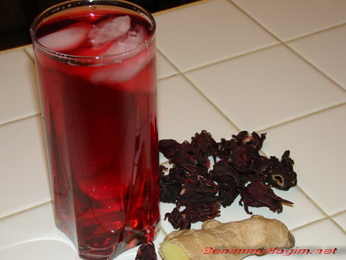 sorrel drink by you.