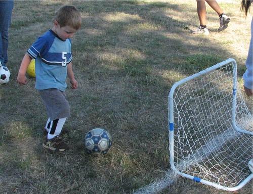 Jacob Soccer 4