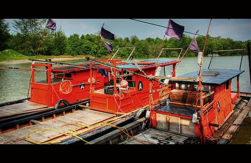 Boat Bagan