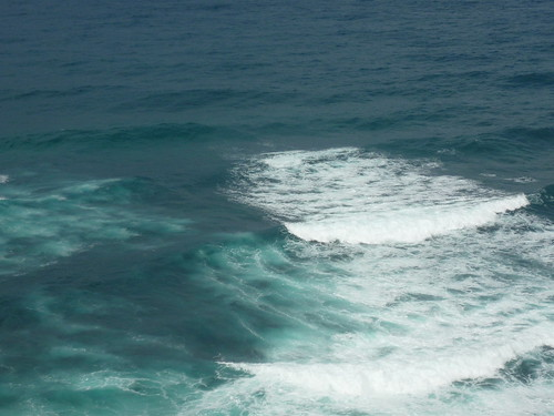 Waves of the Atlantic Ocean
