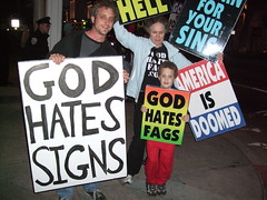 westboro baptist church and me