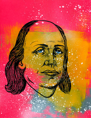 Franklin Print