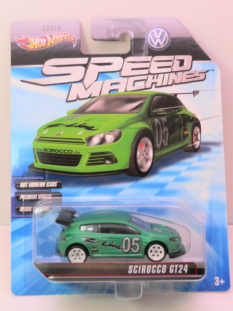 hot wheels speed machines scirocco gt24 (1)