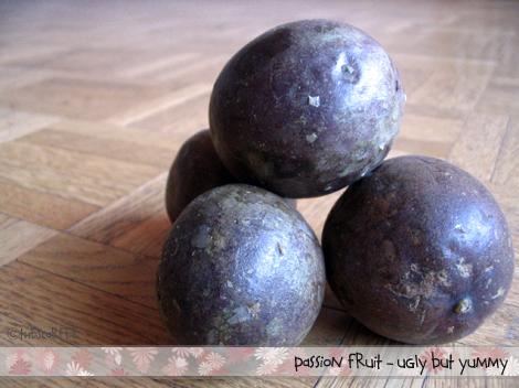 Passion fruits!