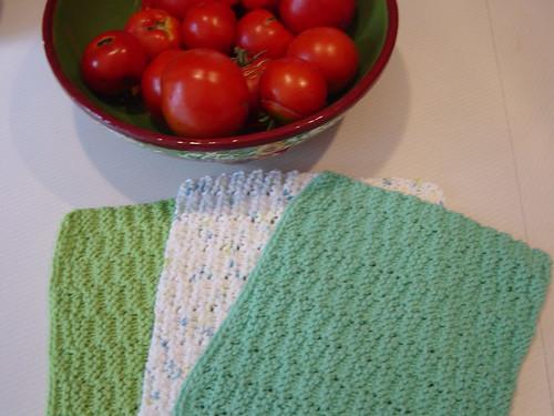 Washcloths for Sharon