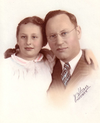 Sandra & her father, Fred Kantoff.jpg