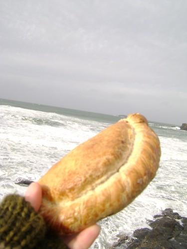 Flying Cornish Pasty