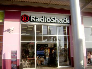 Ese dia asistimos a RadioShack en Plaza Tecamac