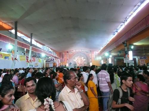 (thats the Ganesh idol at the far end)
