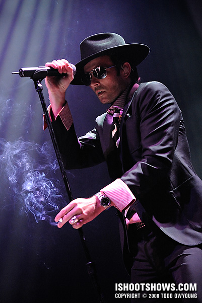 Scott Weiland @ the Pageant -- 2008.12.17