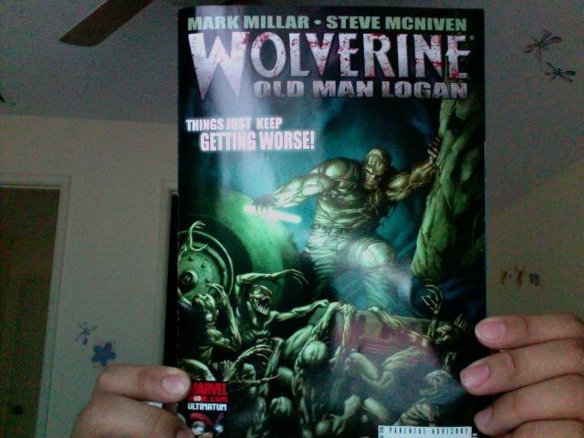 Wolverine #69