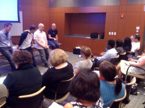 Social Media Marketing Panel on Flickr