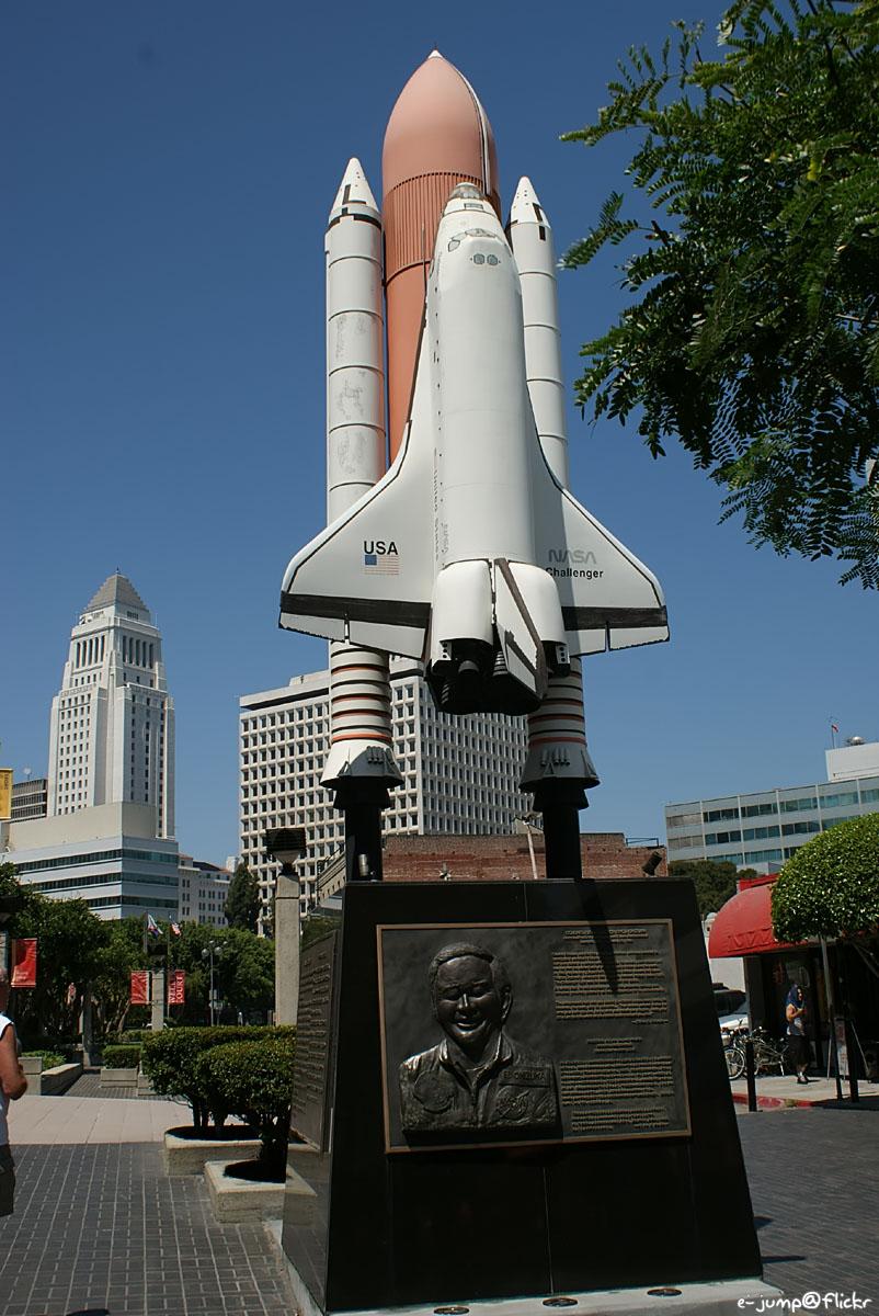 Astronaut Onizuka, 1st Japanese-American to space