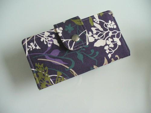 Purple Wallet 1a