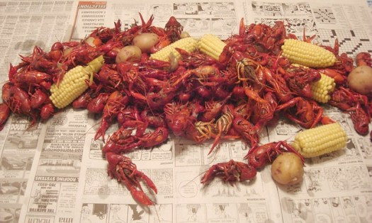 The Last Crawfish Boil of the Season