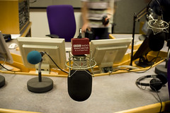 BBC Radio Manchester Studio