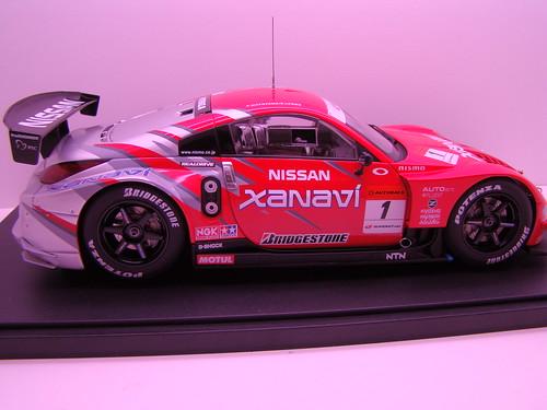 Auto Art 2005 Super GT Fairlady Z's