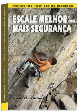 Capa livro tecnicas de escalada