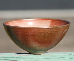 Stewart Scambler, Wood-fired bowl. c. 2008