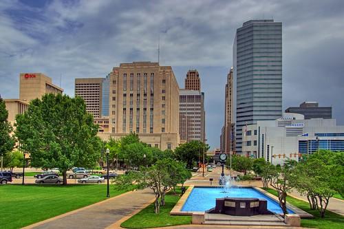 Oklahoma City Downtown, OK