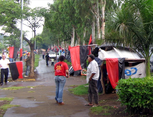 En la Avenida Bolivar, 19 de julio 2008