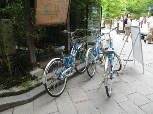 我們租的單車