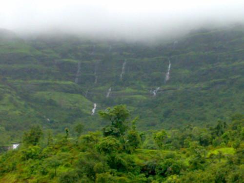 Kalsubai Springs