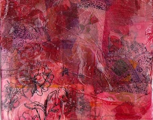 Fabric Paper On Tyvek 2