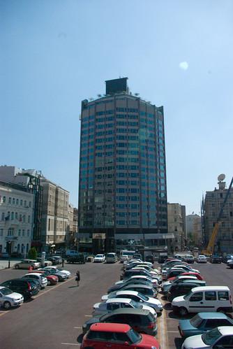 a hotel in Tepebasi , Istanbul , Pentax k10d