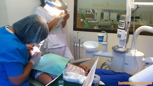 Pre-Dental Check Up for Listerine