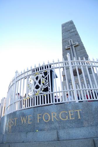 WA War Memorial Monument