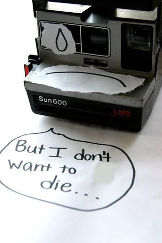 via akl.'s Mr.Polaroid on Flickr