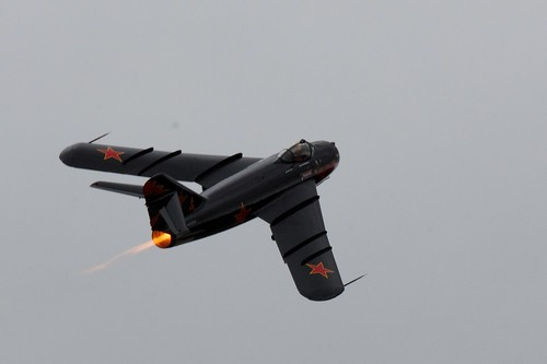 MIG-17 by MiSkyPig