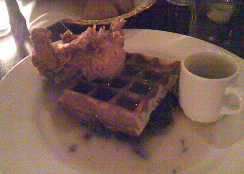 Marvins Chicken And Waffles