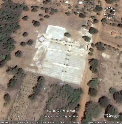 LTTE graveyard Mulankavil