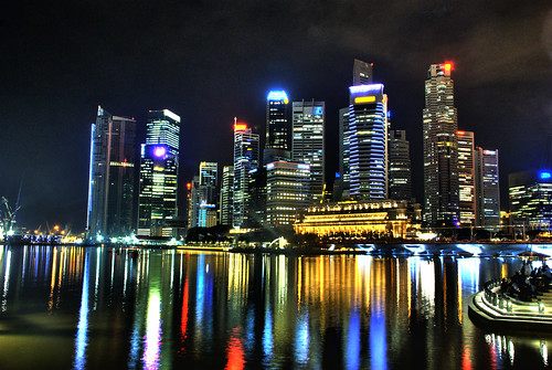 Singapores Latest Skyline(HDR)