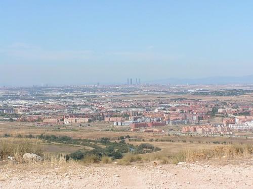 Madrid desde el Cerro del Viso II
