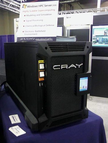 Cray CX1 by you.