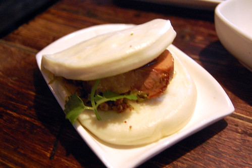 Braised Pork Belly Bun