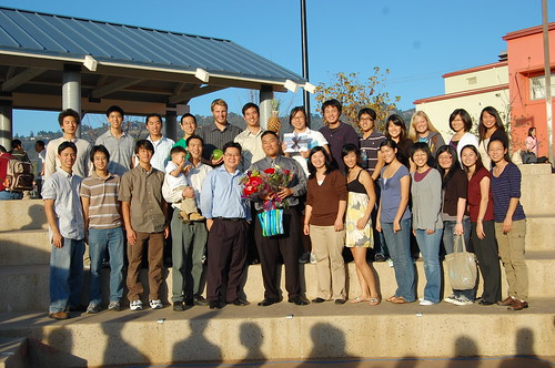 Robert Kims baptism photos (click on image)