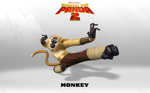 Kung-Fu-Panda-2-Monkey-HD-Wallpaper