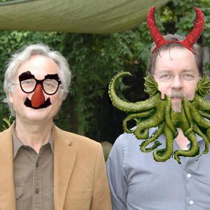 inconspicuous atheist professors