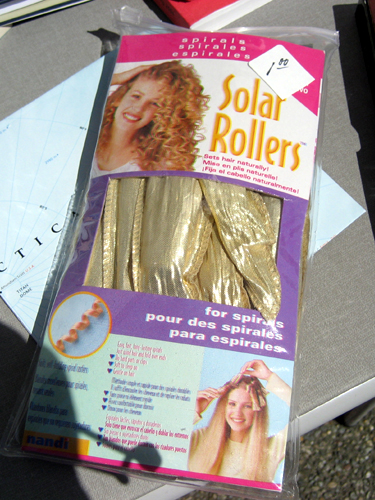 Solar Rollers