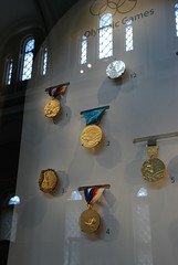 Olympic Medals and Reflections by Kevin H.