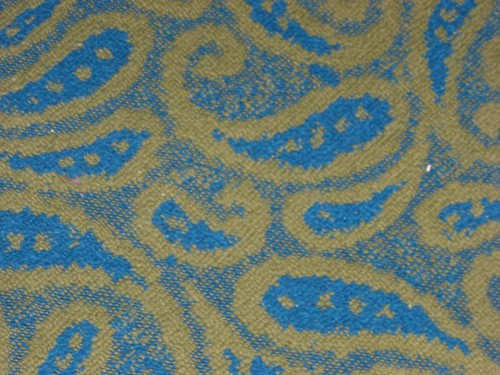 Ugly carpet!!