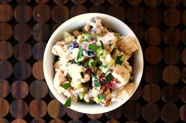 deb's chicken salad
