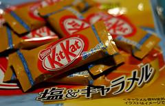 KitKat Salt&Caramel