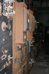 the generator room